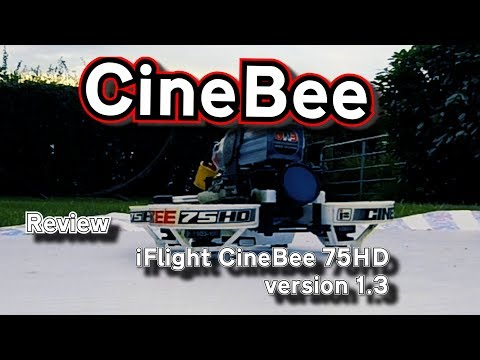 Review of the iFlight CineBee 75HD | Courtesy BangGood