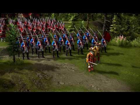 Видео № 0 из игры Казаки 3 [PC,DVD]