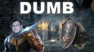 Dark Souls 3 PVP - Infinity Dumb