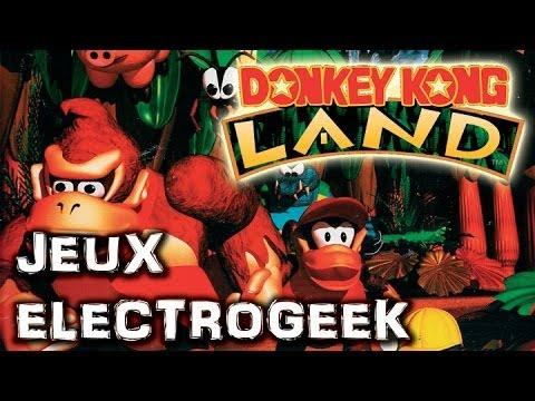 Jeu Game Boy - Donkey Kong Land