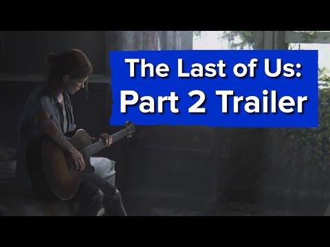 《最後生還者: Part 2》遊戲預告