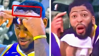 Most EMBARRASSING Moments In NBA History..