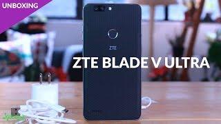 ZTE Blade V Ultra, UNBOXING: doble cámara con BOKEH AJUSTABLE para la gama de entrada en MÉXICO