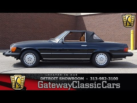 1979 Mercedes-Benz 450SL for Sale - CC-1019971
