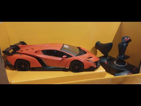 New Lamborghini Gravity Sensor Remote Control Car Unboxing & Review