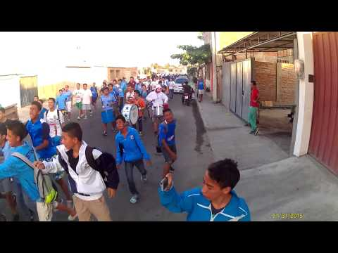 """Oleaje norte caminata"" Barra: Oleaje Norte • Club: Manta"