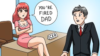 My Rich CEO Dad Left Me Broke At Age 2, I Revenged By Taking over his company