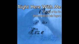 Right Here With Me - Jessie Rogers
