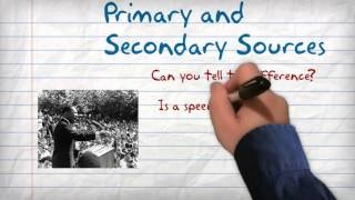 Download Video Primary vs Secondary Sources MP3 3GP MP4