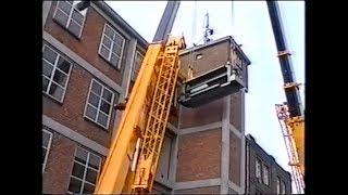 De ontmanteling van KVL Oisterwijk in 2001
