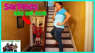 Sardines Hide And Seek In Famous Generals House / That YouTub3 Family