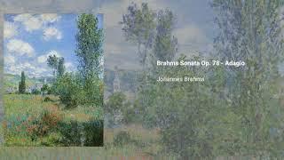 Violin Sonata no. 1 in G 'Rain sonata', Op. 78