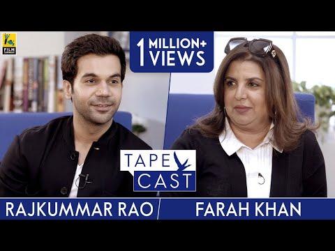 Download Rajkummar Rao and Farah Khan | Tape Cast | #FlyBeyond HD Video