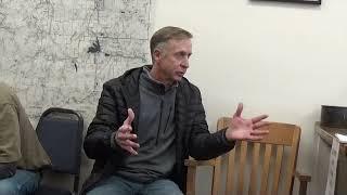 Granite County Commissioner's Meeting: November 20, 2018