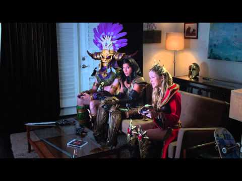 PlayStation Commercial for Diablo III (2013) (Television Commercial)