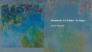 Sonatina in G, Op. 36 no. 2