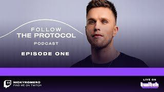 Nicky Romero - Live @ Follow The Protocol #1 2020