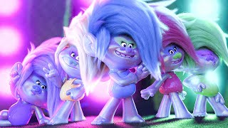 K-Pop Vs Reggaeton Trolls Dance Off Scene - TROLLS 2: WORLD TOUR (2020) Movie Clip
