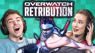 OVERWATCH: RETRIBUTION (React: Gaming) - Video Youtube