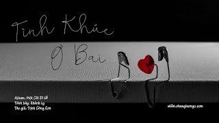 Hợp âm Tình Khúc Ơ Bai Trịnh Công Sơn