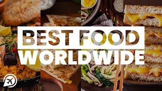 15 BEST FOODS AROUND THE WORLD