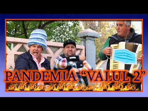 Cristian Rizescu & Axinte – Pandemia valul 2 Video
