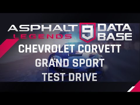 Chevrolet Corvette Grand Sport Unlock + Test Drive