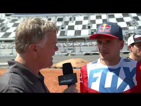 Ken Roczen - Daytona - Race Day LIVE 2019