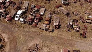 "NTI Truck Restoration - Episode 1: A ""Green Diamond"" in the Rough"