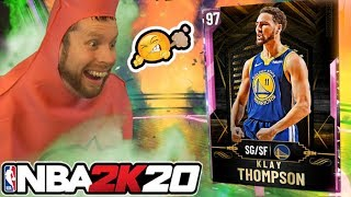 I turned into a Fart for Klay Thompson - NBA 2K20