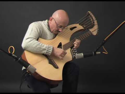 , title : 'Tony Seeger -  The Messenger  - Seraph Harp Guitar'
