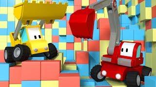 Download Video Kino - ucz się z Małymi Samochodzikami 👶 🚚 Bajki Edukacyjne dla Dzieci MP3 3GP MP4