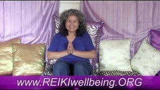 Testimonial  - OnlineHealingCertification Reiki Master Victoria Vives Khuong