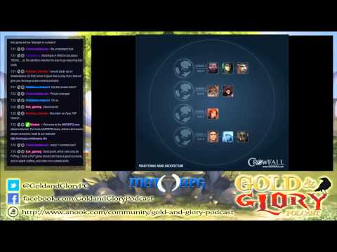 Gold and Glory Episode 1 - Why Crowfall?