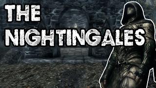 The Elder Scrolls Lore - Nightingale