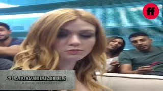 Shadowhunters | Season 1: Facebook Live: Stitchers and Shadowhunters Cast | Freeform