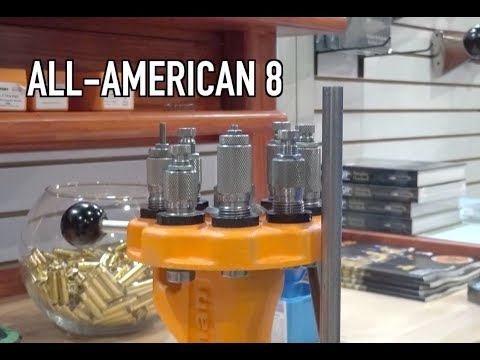 Lyman Introduces Brass-Smith Reloading Presses