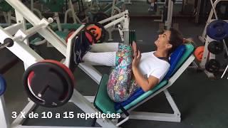 Kelly Key - Projeto Baba Baby - Treino De Quadríceps