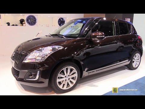 2015 Suzuki Swift - Exterior and Interior Walkaround - 2014 Paris Auto show