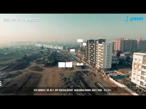 3D Tour of Jhamtani Ace Aurum III Tower 03