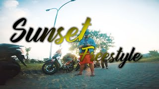 Sunset FPV Freestyle