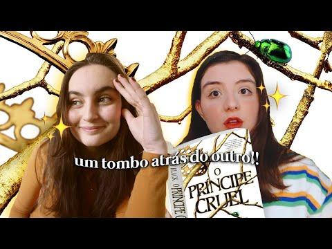 O PRÍNCIPE CRUEL, de Holly Black | LIVE booktalk com a Ana e com a @Clara Decol?