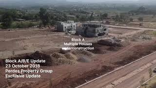 Latest Development Status of Different Blocks in Park View City Islamabad