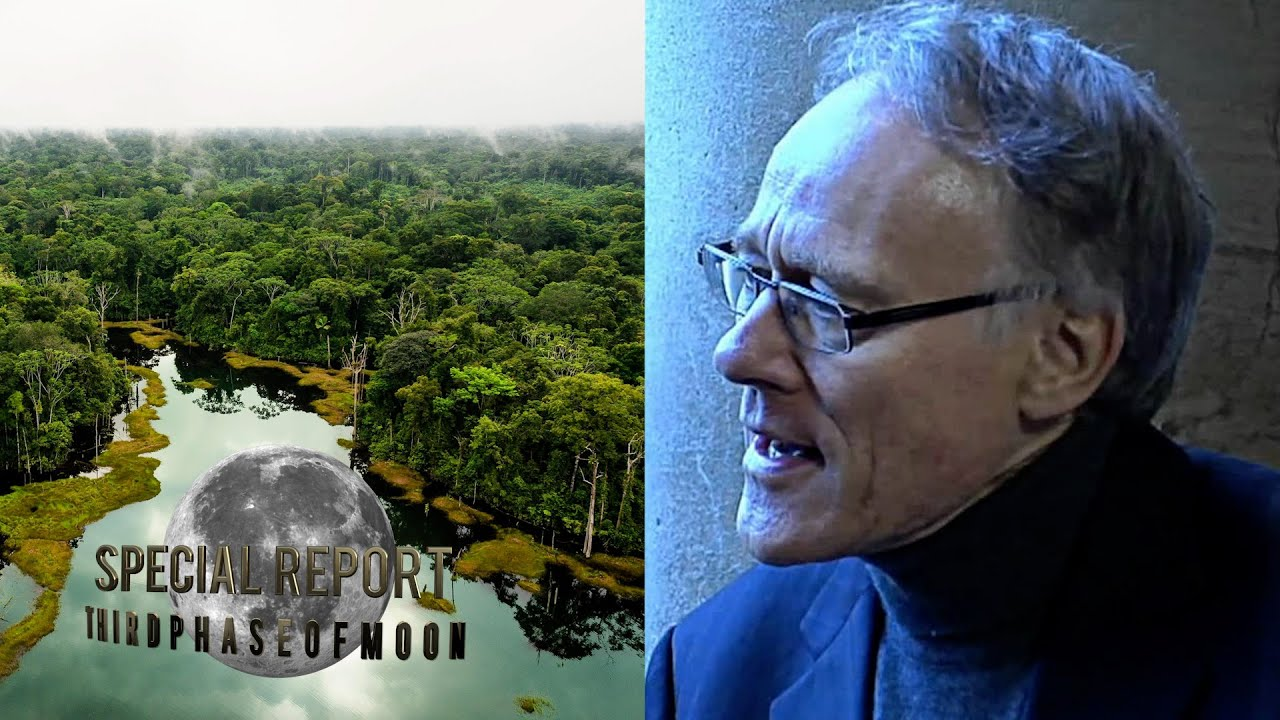 IS The AMAZON A MAN MADE JUNGLE? Graham Hancock Explains! 2021 Exclusive Interview!