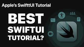 The BEST SwiftUI tutorial? - Following Apple's SwiftUI tutorial PART 13