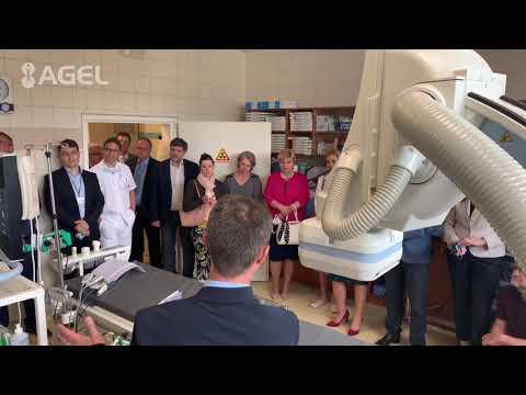 Video: Nemocnice Podlesí zrekonstruovala arytmologický sál