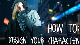 Design a LARP Character   How To   Adam Cooper