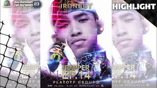 IRON BOY | PLAY OFF | THE RAPPER