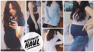 Second Trimester Maternity Clothing Haul!