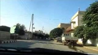 preview picture of video 'الفوعة. الطريق القادم من الحارة الشمالية'